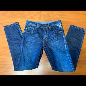 Zara boys jeans, Size 9-10, Length 140 cm